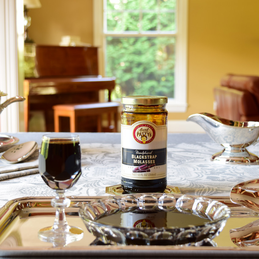 Brand of Blackstrap Molasses