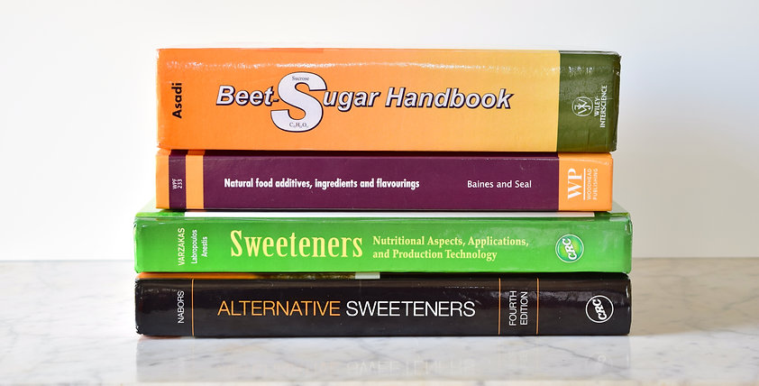 Sweetener Books