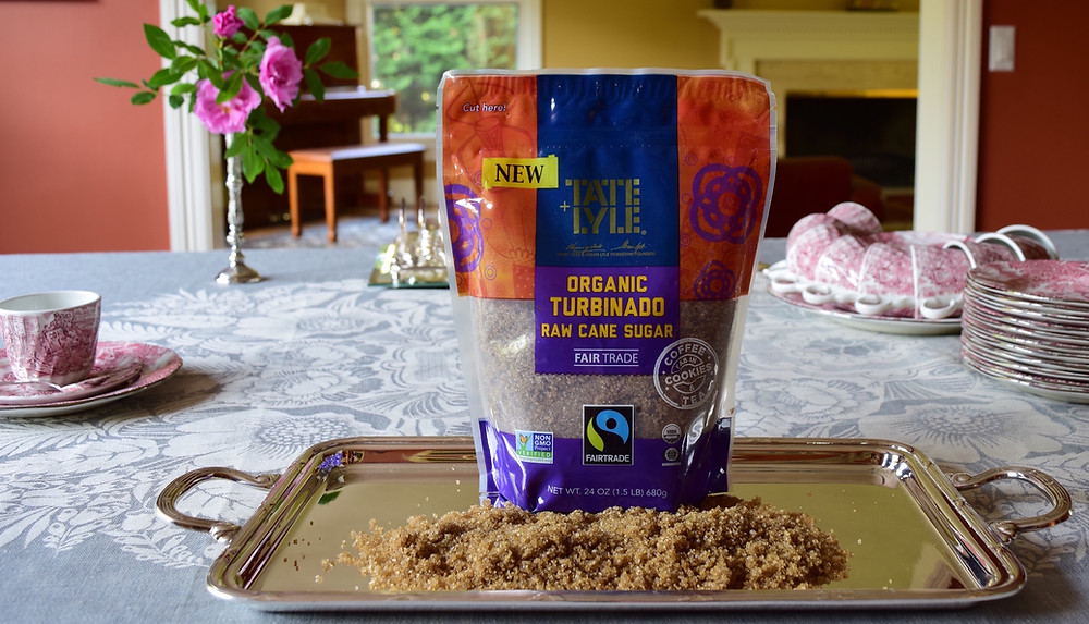 Organic Turbinado Raw Cane Sugar