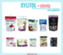 Stevia with Xylitol