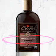 Organic Very Dark Strong Maple Syrup