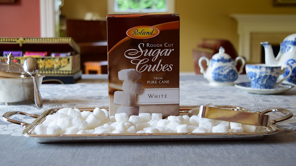 What kind of sugar is in sugar cubes?