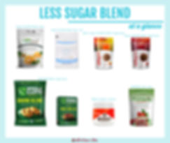Buy Less Sugar Blend