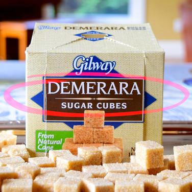 Demerara Sugar Cubes