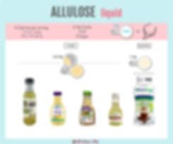 Allulose Liquid | Allulose Syrup | Pure Allulose Liquid