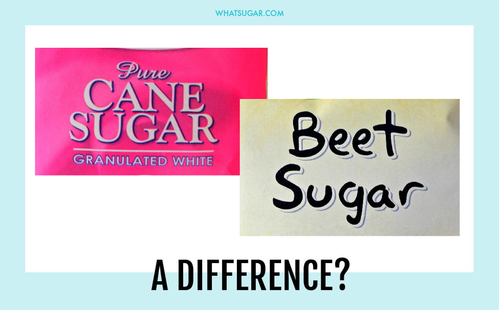 Cane vs  Beet Sugar: A Difference?