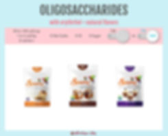 Swerve Comparison Chart | Oligosaccharides