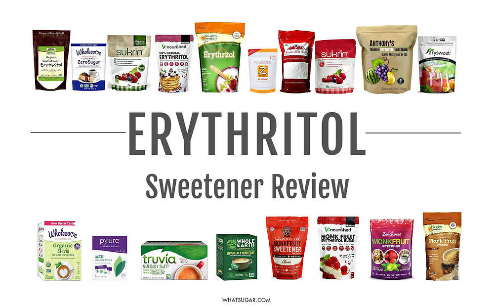 Erythritol Sweetener Review