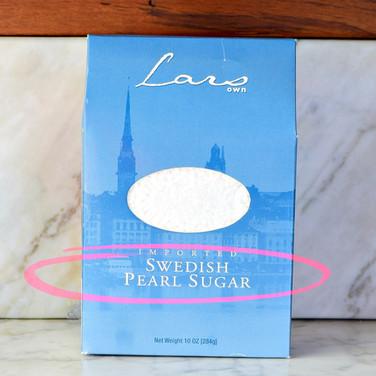 Swedish Pearl Sugar