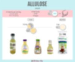 Allulose Syrup | Allulose Liquid | Allulose Blend