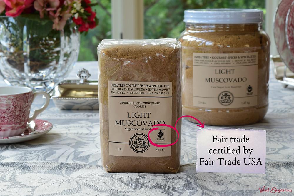 Fair Trade Sugar