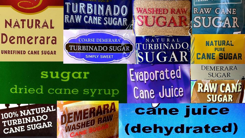 Cane Sugars