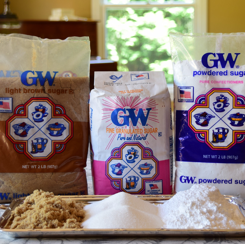 GW is a brand of sugar made from beets