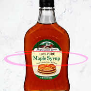 Golden Delicate Maple Syrup