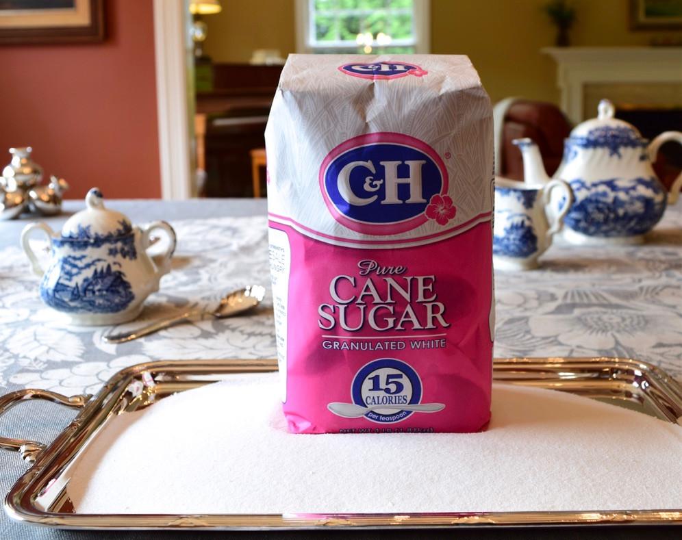 Is C&H sugar vegan?