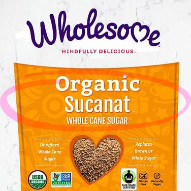 Organic Sucanat