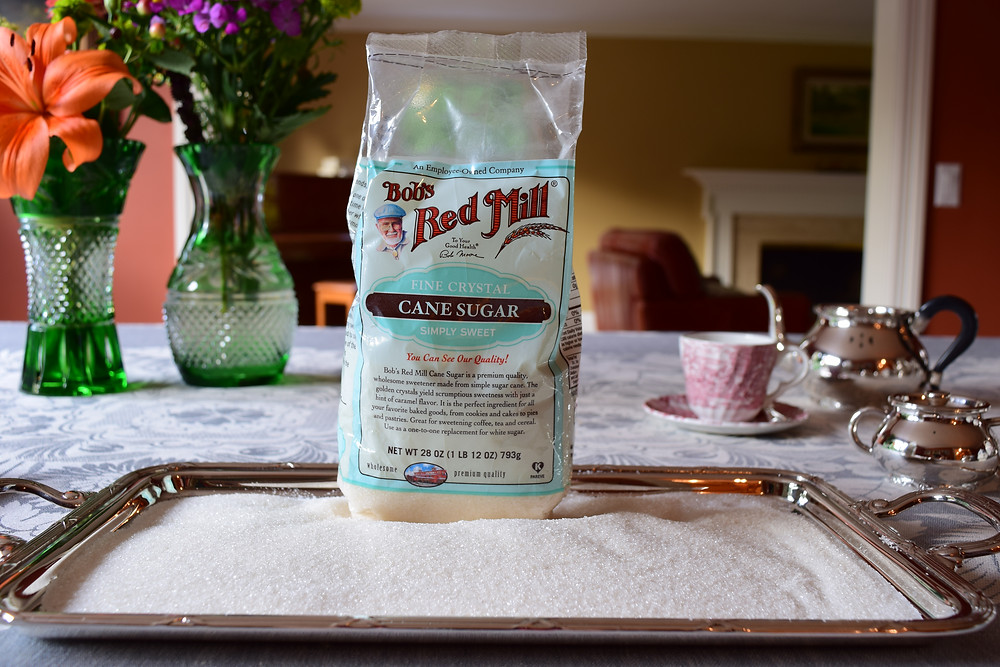 Evaporated Cane Juice | Fine Turbinado Sugar