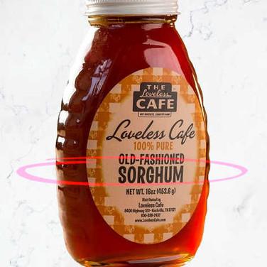 Sorghum Syrup or Molasses