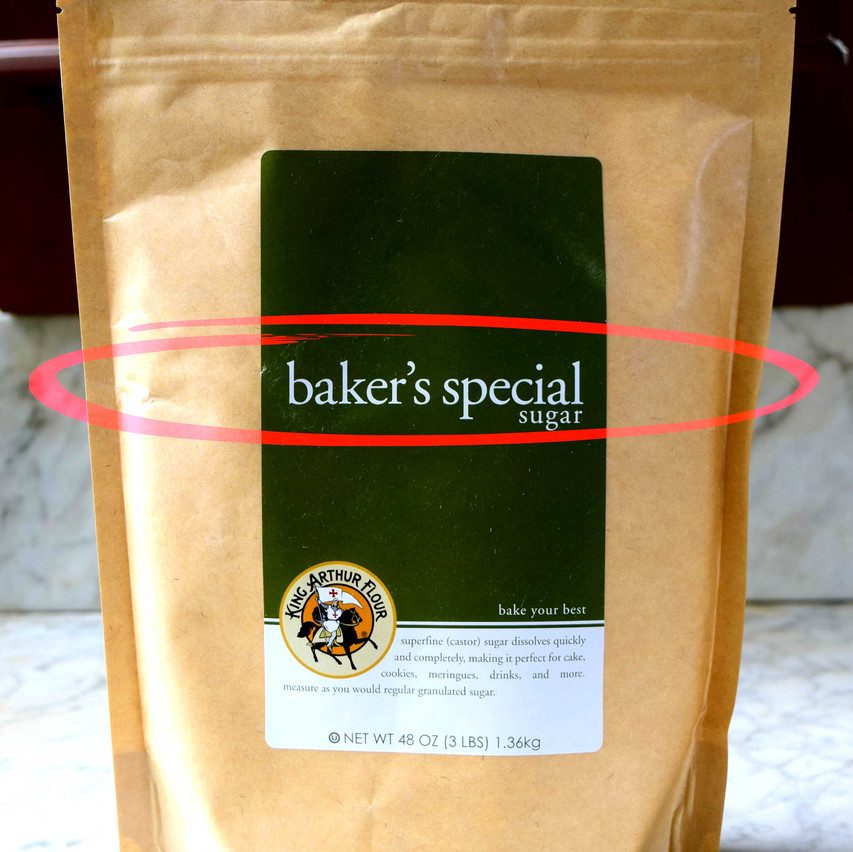 What is Baker's Special Sugar | Baker's Special Sugar is a refined sugar from cane or beet that typically has crystal sizes from 0.1 to 0.2mm. Contains 99.95 percent sucrose. Also called as ultrafine, baker's sugar, or caster sugar.