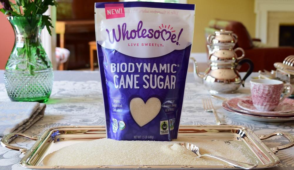 Biodynamic Sugar | Organic Eco Friendly Fair Trade Non-GMO Sugar