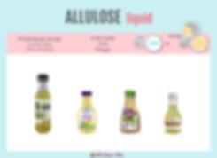 Allulose Liquid