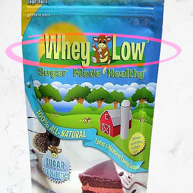 Whey-derived Sweetener