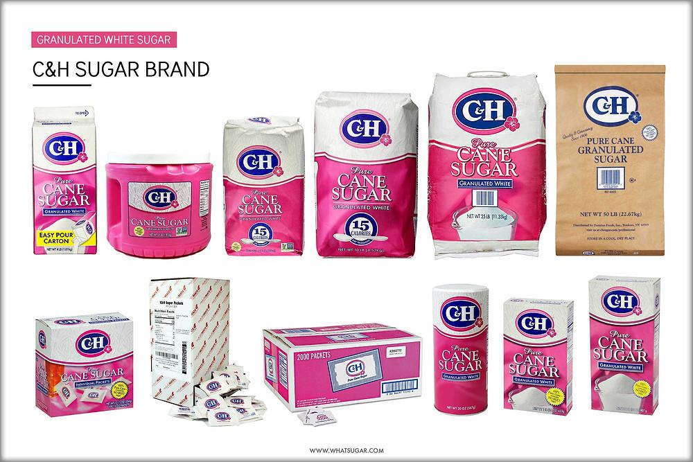 Top brand of sugar