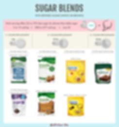 Sugar Blend | with Refined Sugar