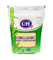 Organic Sugar versus Granulated White Sugar