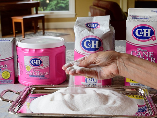 About C&H Granulated Sugar