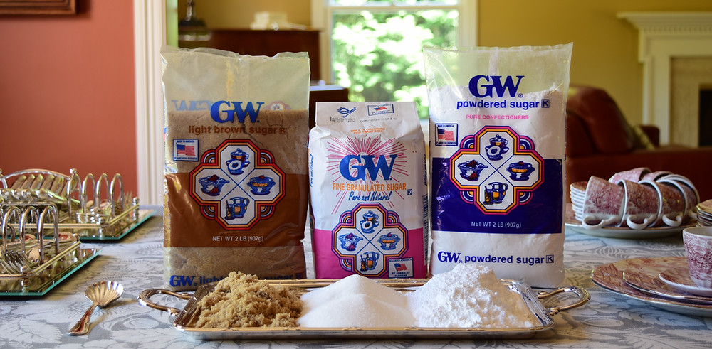 GW is a Brand of Brown Sugar for Sugar Beet