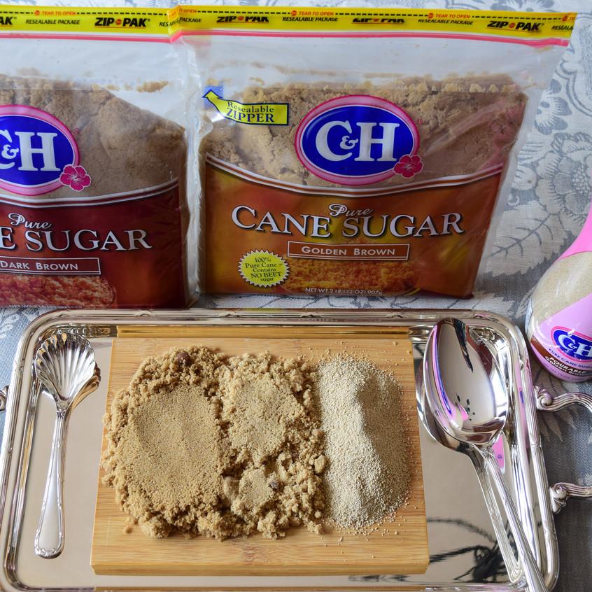 Light Brown vs Dark Brown Sugar vs Free Flowing Sugar