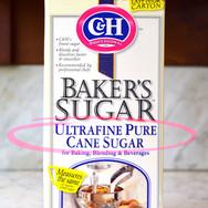 Ultrafine Sugar
