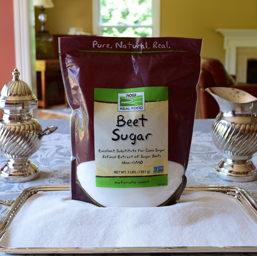 What brands of sugar are made from beets?