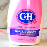 Quick Dissolve Sugar