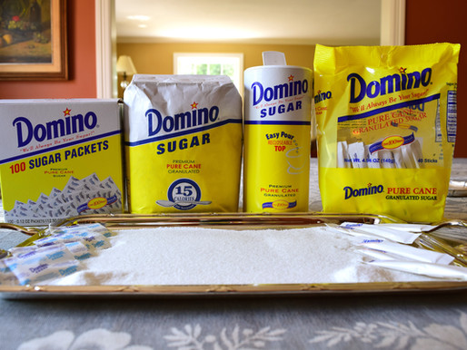 About Domino Granulated Sugar