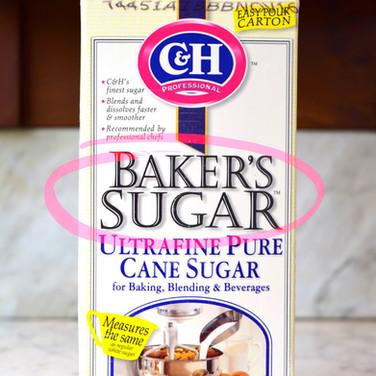 Baker's Sugar