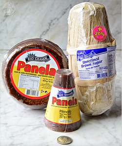 Panela versus Jaggery | Difference between unrefined sugars