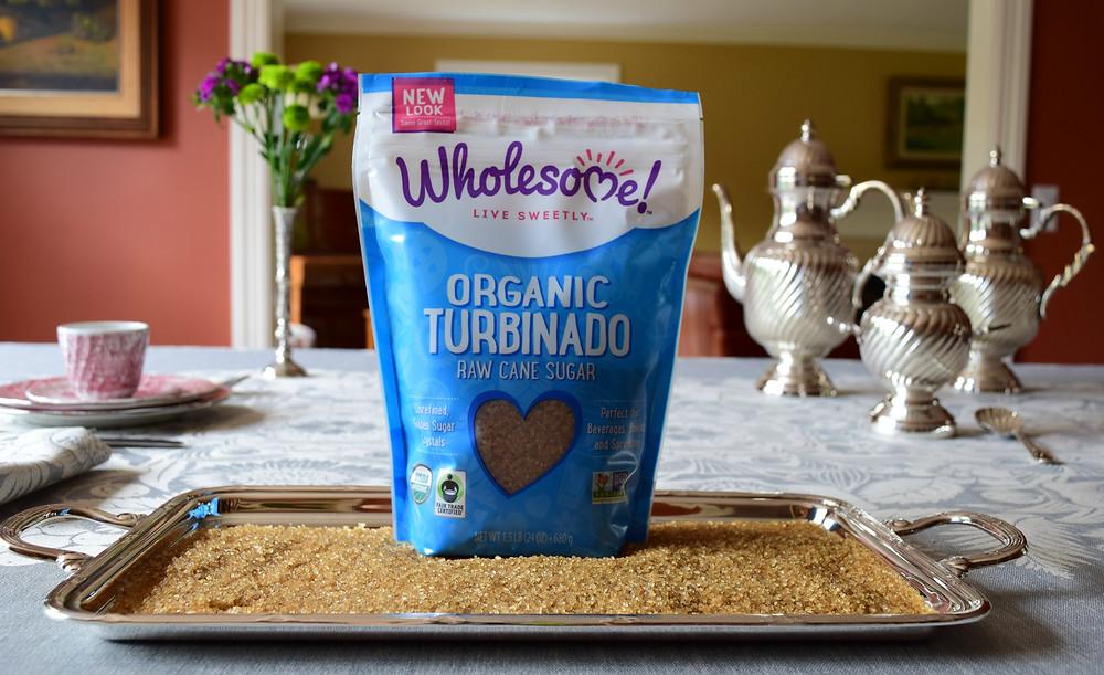 Organic Fair Trade Non-GMO Sugar