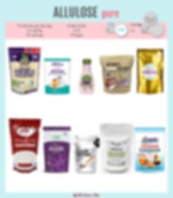 Pure Allulose Powder