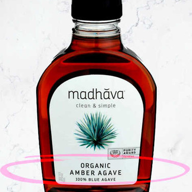 Organic Amber Agave Nectar