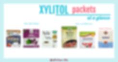 Xylitol Packets