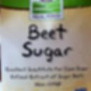 Beet Sugar, Refined Sugar, Table Sugar, White Sugar, Brown Sugar, Confectioners Sugar