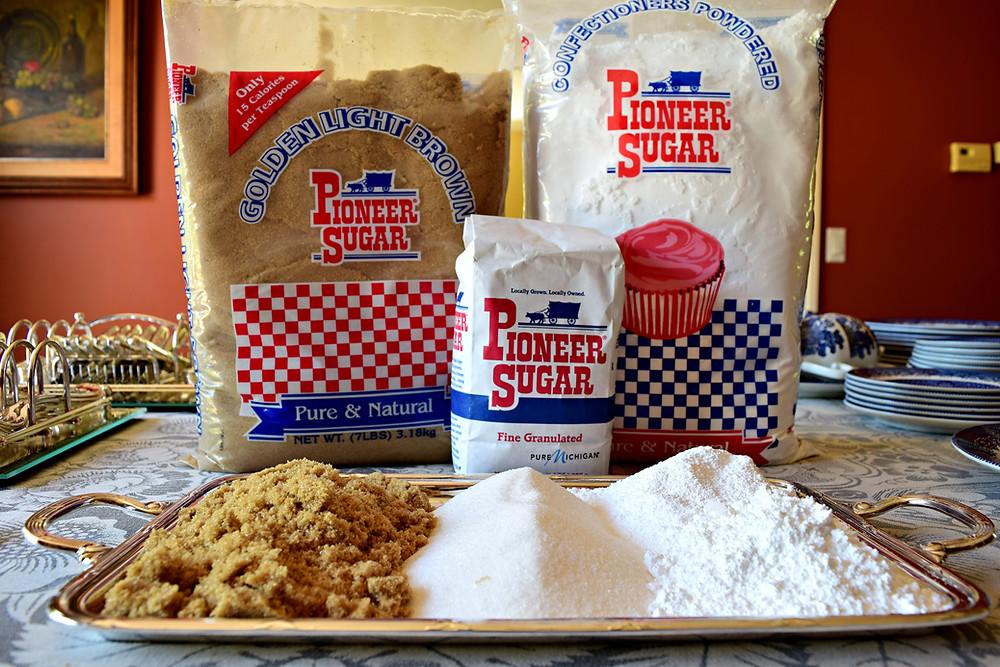 Pioneer is Brand of Brown Sugar from Sugar Beet