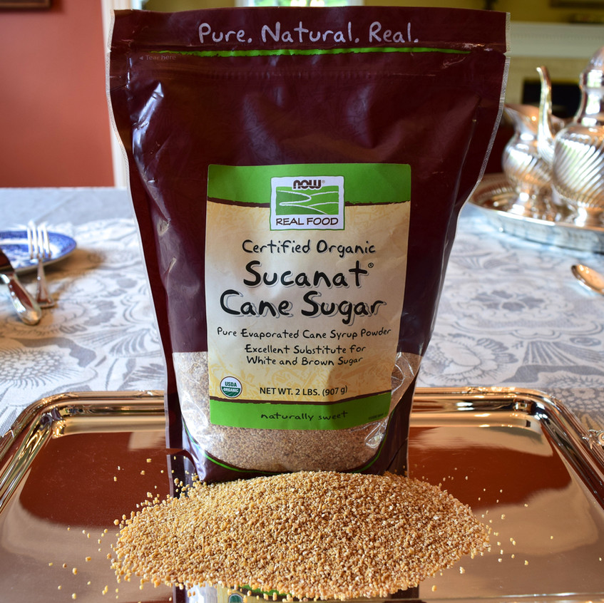 Sucanat versus Muscovado | Sucanat versus Table Sugar | Difference between sucanat and white sugar