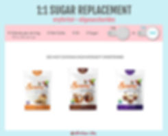 Swerve Sweetener Review   Calories, Net