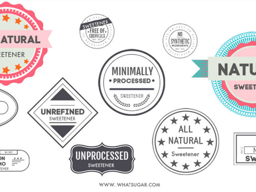 """What exactly is a """"natural"""" sweetener? It's not what you might think."""