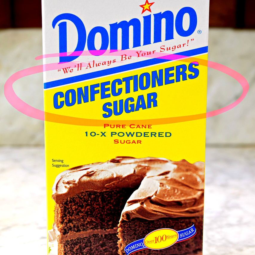 What is Confectioners or Confectioner's Sugar | Confectioners sugar typically has crystal sizes smaller than 0.1 mm. Also known as powdered sugar. As opposed to other white sugars which contain over 99.9 sucrose, powdered sugar has 97 sucrose. Due to its fineness nature, starch is added to this sugar to absorb moisture and let it free-flowing. Powdered sugars are produced in various crystal sizes determined by an 'X Factor. The higher the number prior to 'X', the finer it is.