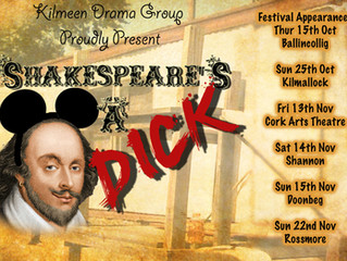 "Presenting ""Shakespeare's a Dick"""