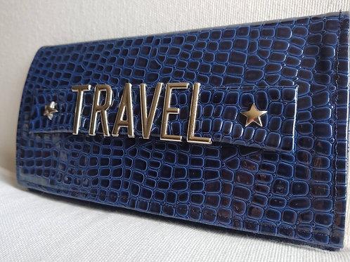 Porta Pasaportes TRAVEL
